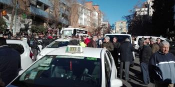 taxistas, advierten, movilizaciones, parar, Madrid, regulación, VTC,