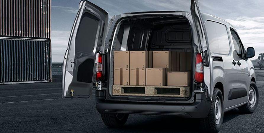 Peugeot, Partner, furgoneta,