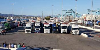 CETM, frigoríficos, retrasos, Puerto de Algeciras,