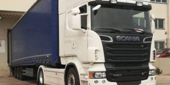 camión, robado, Soria, Scania, Alerta, ayuda, colaboración, avisos,