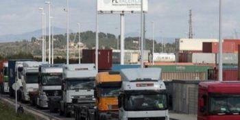 inician, movilizaciones, transportistas, puerto, Valencia,