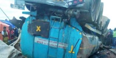 camión, accidente, República Democrática del Congo, fallecidos, sucesos, internacional, otros países, sociedad,