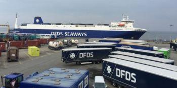 naviera, DFDS, retirar, camiones, carretera, barco, otros transportes, internacional, actualidad,