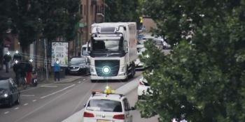 Volvo Trucks, seguridad, activa, sistemas, empresas, fabricantes del sector, actualidad,