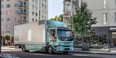 Volvo, primeros, camiones, entregados, eléctricos, clientes,