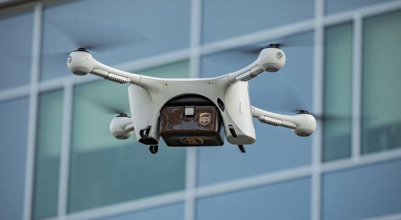UPS, realizará, entregas, muestras, médicas, drones, Estados Unidos,