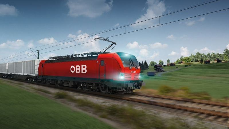 Siemens, mobility, suministra, locomotoras, Vectrom, Austrian, Federal, Railways,