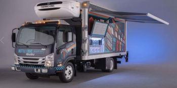 Isuzu, camión, cerveza, artesanal, empresas, fabricantes del sector,