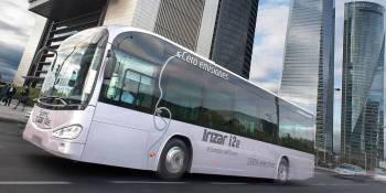 Irizar, empresas, fabricantes del sector, autobuses, eléctricos, Irizar ie bus, entrega,