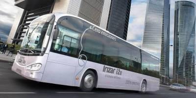 Irizar IeBus, eléctrico, empresas fabricantes del sector, autobuses, ,
