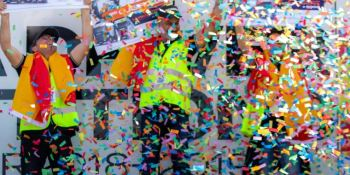 Juan Romera, ganador, Scania, Driver, Competition, España,