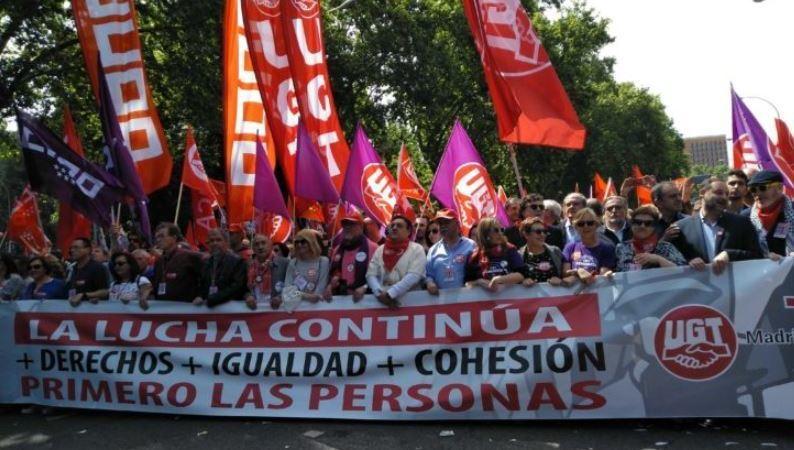 1 de mayo, día, internacional, trabajadores, laboral, sindicatos, sociedad,
