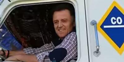 Gracias, Juan Pérez Luque, camionero, ácrata, opinión,