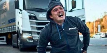 Scania Driver Competitions, Comenzó, Suecia, competición,