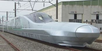 Alfa-X, nuevo, tren, bala, Japón,