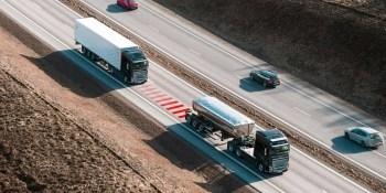 Distance Alert, nueva. solución, seguridad, Volvo Trucks,