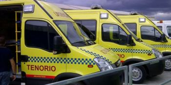 sindicato, Uso, irregularidades, inspección de trabajo, Ambulancias Tenorio, Badajoz,