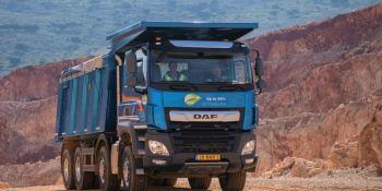 DAF CF, Construction, gana, premio, top, bau, truck, 2.019,