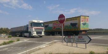 acuerdo, Ministerio de Fomento, Generalitat, desvío, camiones, N-240,