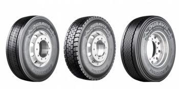 Bridgestone, nuevos, neumáticos, camiones, empresas, fabricantes del sector,