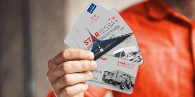 StarRessa, tarjetas, conductores, profesionales, empresas, actualidad,