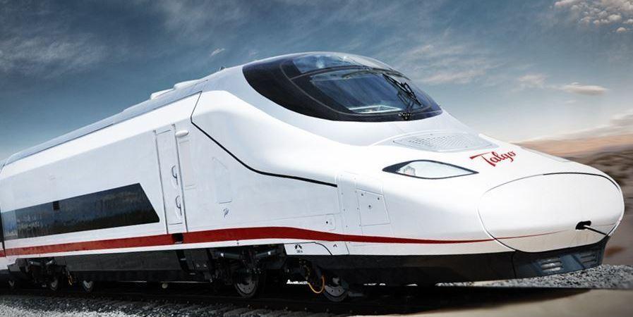 Avril, tren Talgo, competirá, alta, velocidad, Reino Unido,