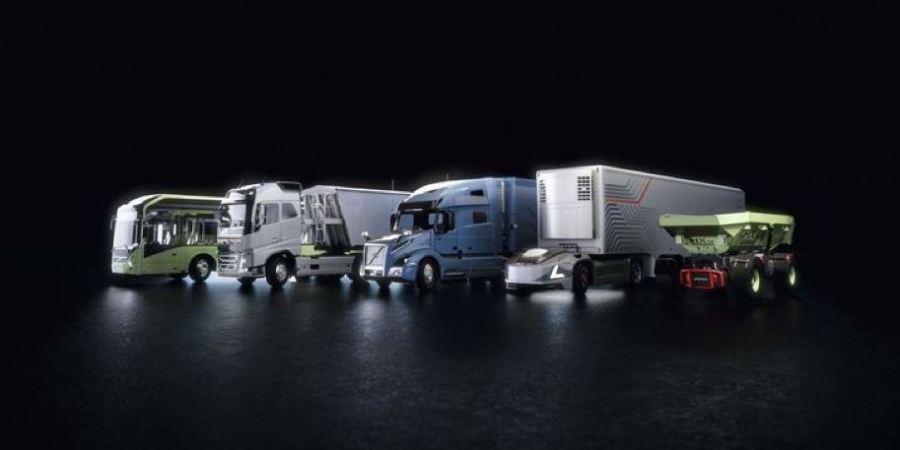 acuerdo, Volvo, Nvidia, desarrollar, plataforma, camiones autónomos,