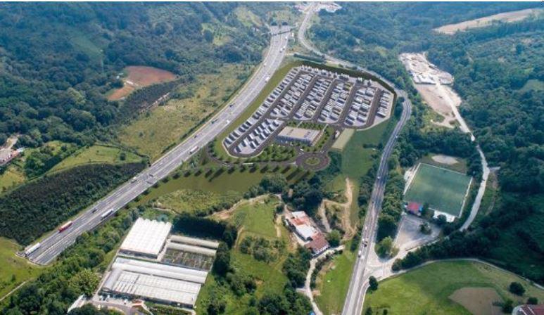 Bidegi, centro, transportes, adjudicación, obras, millones,