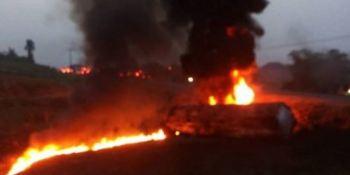 muertos, explosión, camión, cisterna, Nigeria,