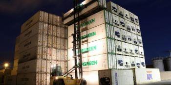 Depot Zona Franca , innovador, tratamiento, higienización, contenedores, reefer,