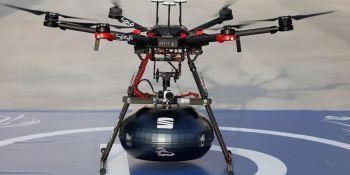 SEAT, Grupo Sesé, lanzan, servicio, drones,