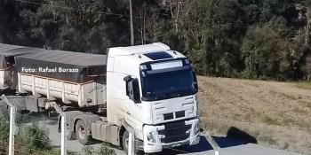 nuevo, camión, Volvo, pruebas, Brasil,