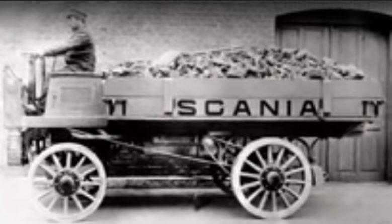 Scania, más de un siglo, construyendo, empresas, fabricantes del sector,