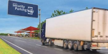 20, aparcamientos, seguros, camiones, España, transporte,