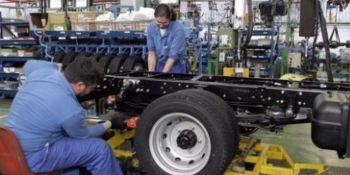 fábrica, Nissan, Avila, 9 de agosto, camión, laboral,