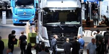 Daimler, Mercedes Benz, China, camiones, empresas, fabricantes del sector,