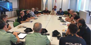 Gobierno Vasco, activa, centro, seguimiento policial, Cumbre, G-7,