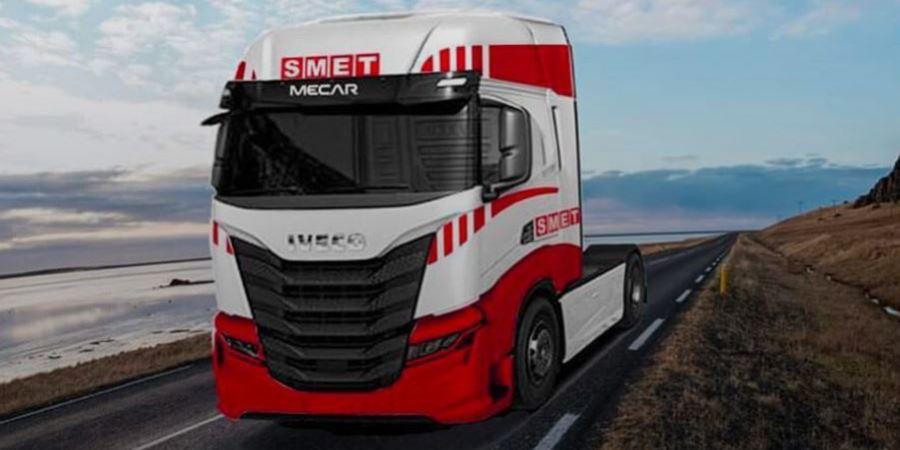 SMET, nuevo Iveco S-Way, flota, empresas, actualidad,