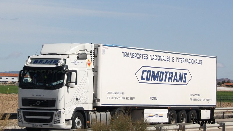 Comotrans, cooperativa, Motril, toneladas, España, Europa,