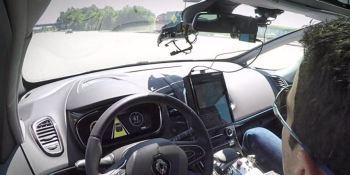 AP-7, prueba, tecnología, vehículos autónomos,