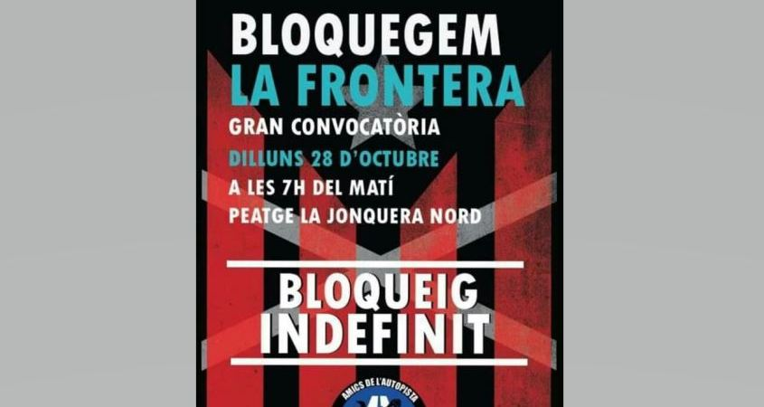Fenadismer, exige, impidan, nuevos, bloqueos, La Junquera, lunes, previstos,
