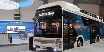autobús, Caetano, hidrógeno, novedades, fabricantes del sector, empresas, transporte público,