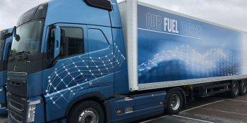 consumo, combustible, Volvo, ahorro, conducción,