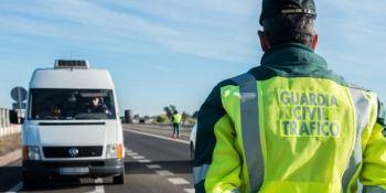 campaña, control, vigilancia, DGT, furgonetas,