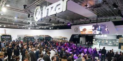 grupo Irizar, novedades, feria, Busworld, empresas, fabricantes del sector, carroceros,
