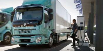 Volvo, camión, eléctrico, comprar, empresas, fabricantes del sector,