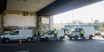 DGT, furgonetas, conductores, multados, campaña,