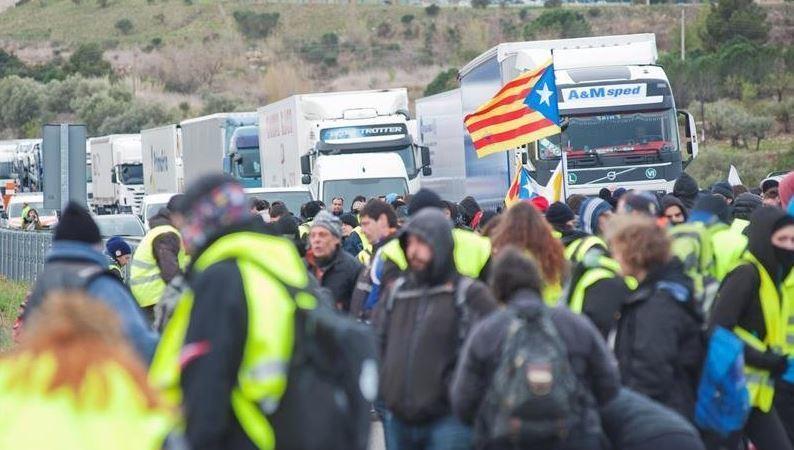 Región de Murcia, corredor, camiones, Francia, consejería de fomento,