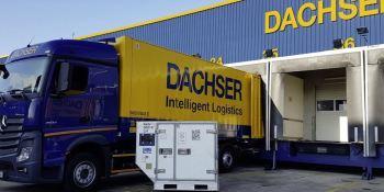 Dachser, certificada, envíos, productos, farmacéuticos, tres, continentes,