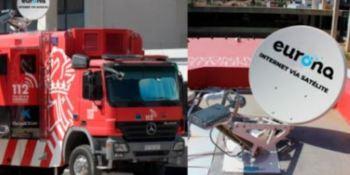 Eurona, cobertura, vehículos, emergencias,